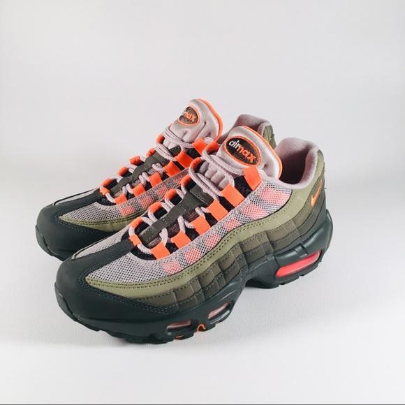 Nike Air Max 95 OG Sneakers StringTotal OrangeNeutral Olive